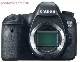 Арендовать Цифровая зеркальная фотокамера Canon EOS 6D Body