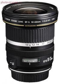 Объектив Canon EF-S 10-22mm f3.5-4.5 USM