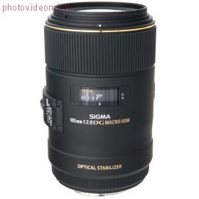 Объектив Sigma AF 105mm f2.8 MACRO EX DG OS HSM CANON