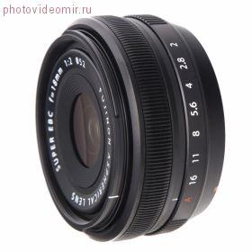 Объектив FUJIFILM XF 18mm f/2.0 R